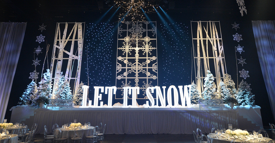 Let it Snow:Holiday Party