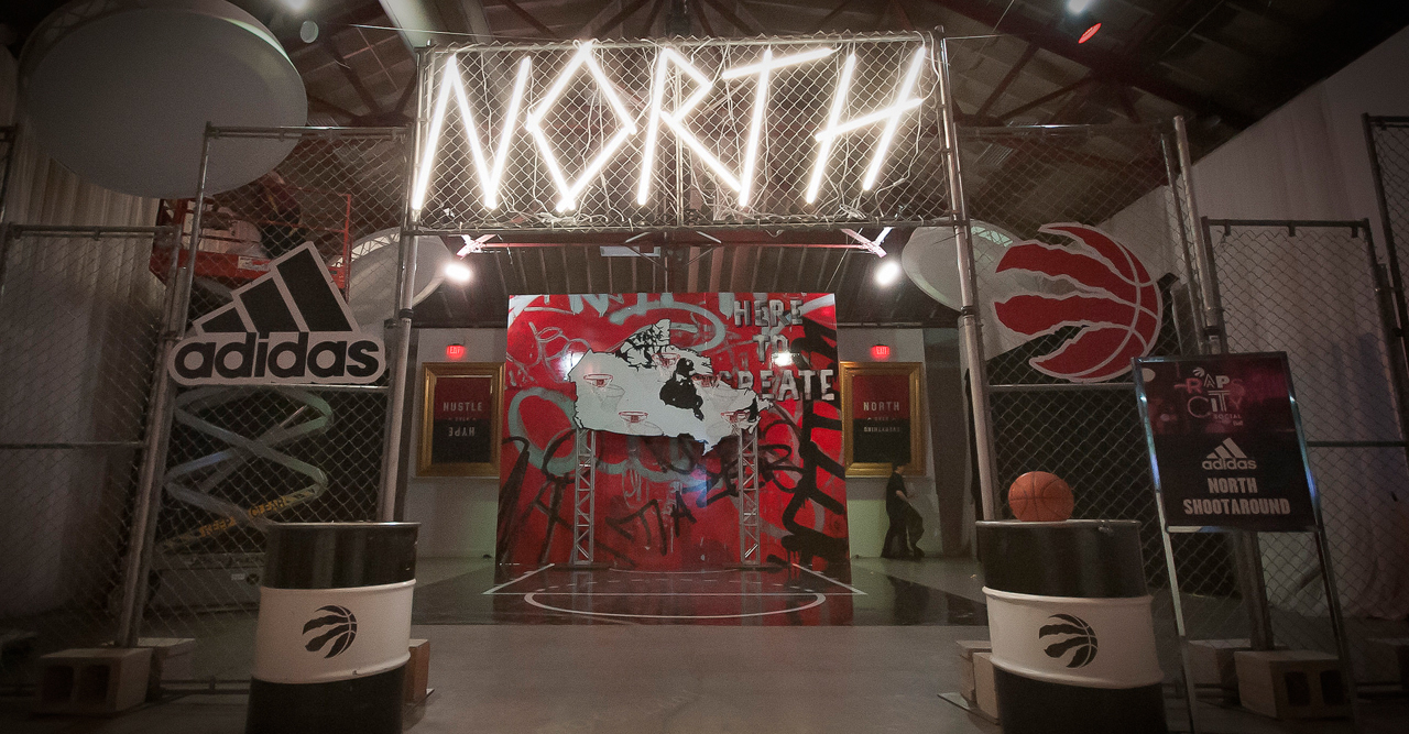 We the North:Raps City Social